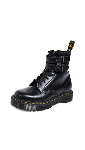 Dr. Martens Women's 1460 ALT 8 Eye Boots, Black, 7 M US