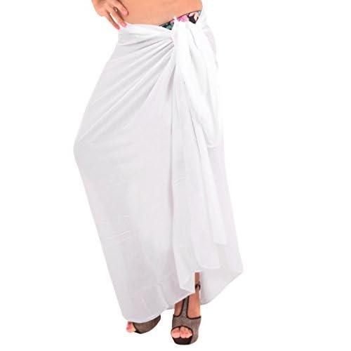 *La Leela* maillot de bain wrap maillots de bain maillot de bain Beachwear sarong couvrir les femmes jupe paréo