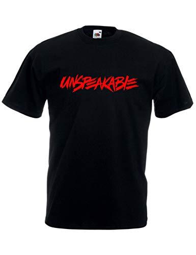 Revolutionary Tees Unspeakable Gamer YouTube katoenen T-shirt voor kinderen