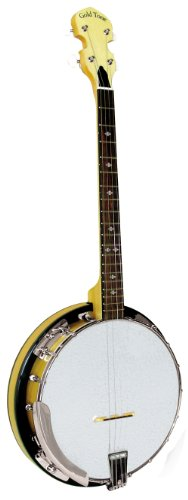Gold Tone CC-Tenor Cripple Creek Tenor Banjo (Four String, Maple)