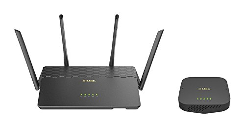 D-Link Whole Home Wi-Fi Mesh System COVR-3902