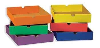 Pacon Six Shelf Organizer - Drawers For 6 Shelf Organizer By Pacon Corporation