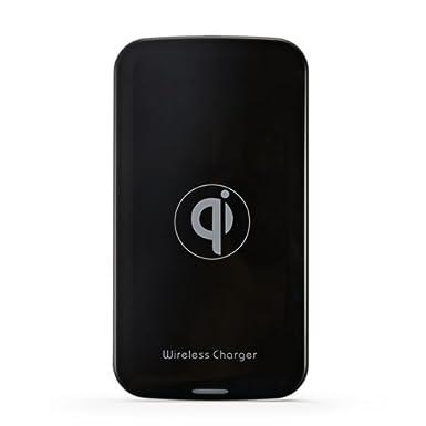Amazon.com: Potencia T100 Cargador inalámbrico Qi para ...