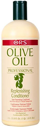 - Organic Root Stimulator Olive Oil Professional Replenishing Conditioner, 33.8 Ounce