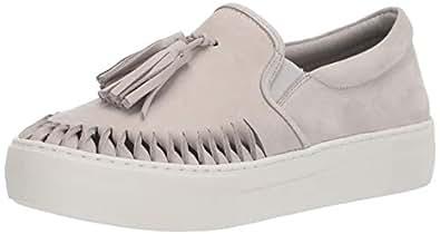 J Slides Womens Aztec Aztec Grey Size: 6.5 US / 6.5 AU