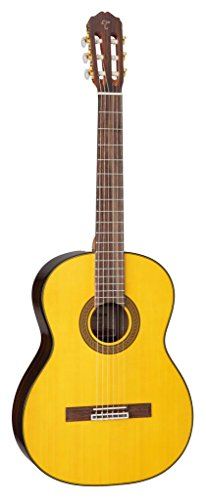 (Takamine GC5LH-NAT Classical Guitar, Natural Left Handed)
