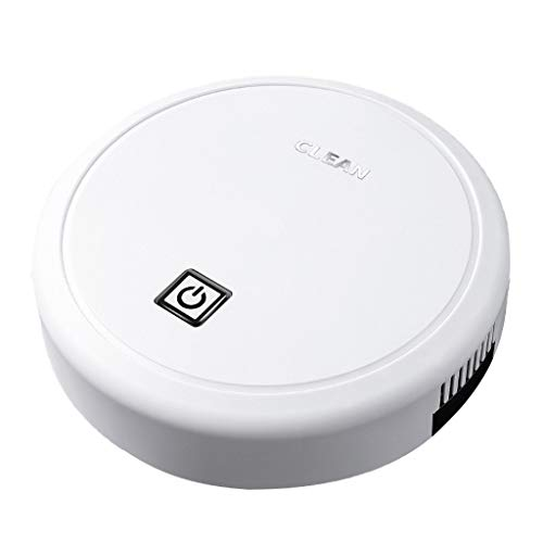 Websad Robot Vacuum Cleaner with Floor Wash Function Powerful Cleaning System (White) from Websa_ Home & Garden