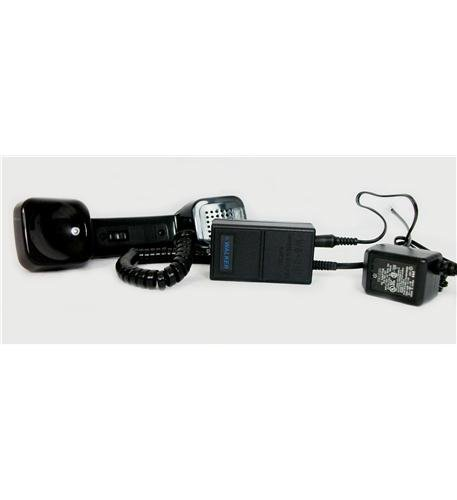 Universal amplified handset- Black by Clarity