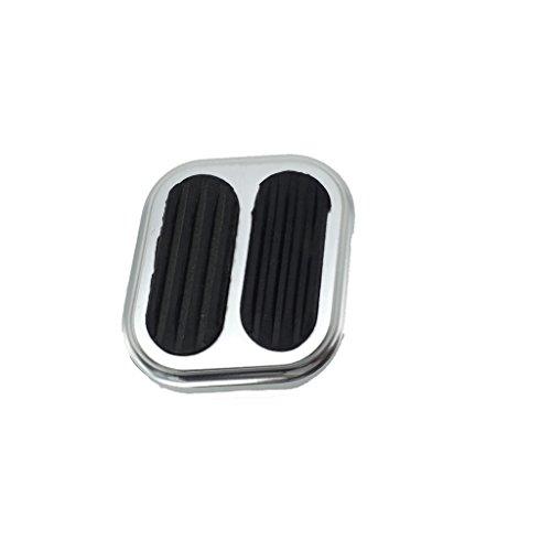Billet Aluminum Pedal Covers - 9