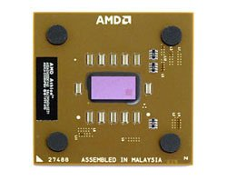 AMD ATHLON XP-M 3000 2.2GHz 266FSB 512KB