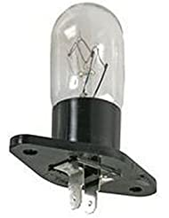bartyspares Lamp Bulb For Samsung Microwave Ovens T170 Base, 25 Watt, 240 Volt