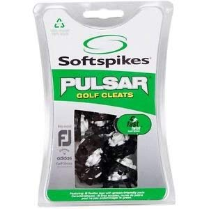 - Softspikes Pulsar Golf Cleats Fast Twist Insert System (1 Package)