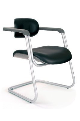 Chellgrove DPA TREK Mesh Cantilever Visitors Office Chair