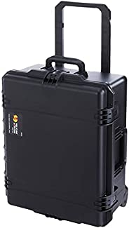 Shipping Case with Foam: 19.7 x 24.6 x 11.7