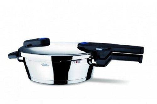 フィスラー 圧力鍋 IH対応 2.5L ビタクイック プラス スキレット 90-02-00-511   B07BHXTVNV