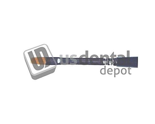 Keystone 1171220 Synthetic Ceramist Brush, 2 Size, Flat