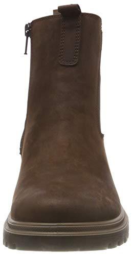 Legero Marrone Chelsea 31 31 Stivali Donna Monta brown rraAnq1