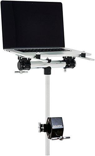 Gibraltar DJ-GEMS-PK Laptop Mount with Multi-Clamp Pack