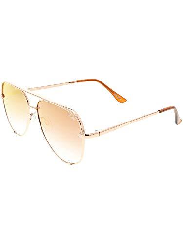 Quay Womens Desi Perkins Sunglasses