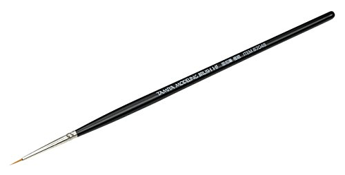 High Finish Pointed Brush - High Finish Pointed Brush - Ultra Fine - Paint Brushes - Tamiya