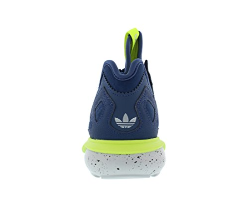 adidas Men's Tubular Runner Originals Running Shoe Navy Blue/Gray/Yellow clearance 2015 new looking for sale online BKbD5WjH