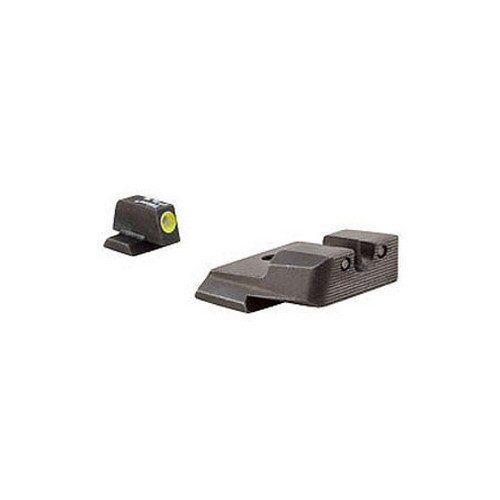 Trijicon S&W M&P HD Night Sight Set, Yellow Front Outline