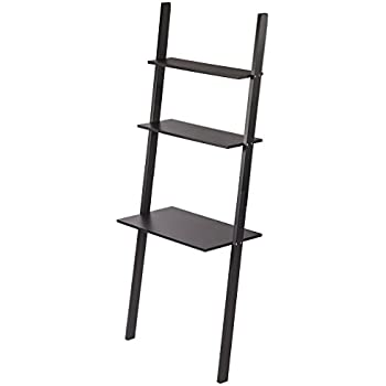 Amazon Com Bush Furniture Alamosa Ladder Desk In Classic