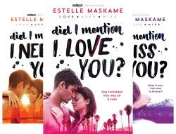 Maskame's 3-book DID I MENTION? Series -- Did I Mention I Love You / Did I Mention I Need You / Did I Mention I Miss You