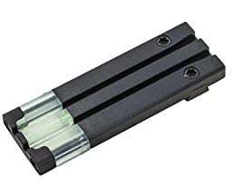 Glock Sight - for professional users facilitates quick, instinctive, and accurate shooting (Green)