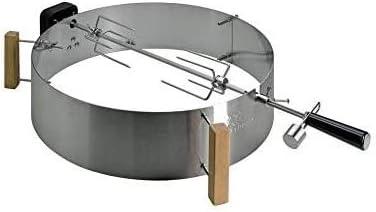Moesta BBQ Accessoires de rôtisserie pour gril Smokin