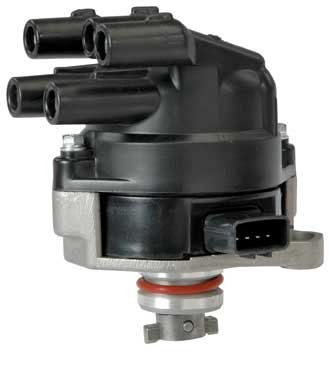 D4P9003 221001E420 ENA Ignition Distributor Compatible with 1993 1994 1995 Nissan Altima 2.4L Compatible with 4 Pin Rectangular Connection D4P9002 221001E400 22100-1E420 22100-1E400