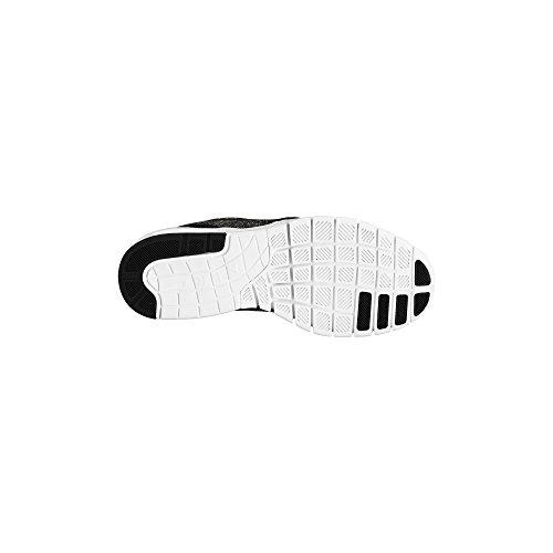 Nike 807507-006 - Zapatillas de deporte Hombre Negro (Black / Black-Laser Crimson-Sail)