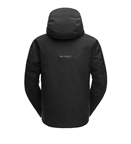 Amazon.com  Spyder Men s Jagged Shell Gore-TEX Waterproof Hooded Jacket for  Winter Sports  Clothing 40a661f87