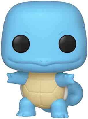Funko Pop!: Pokemon - Squirtle, Multicolor