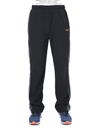 Nonwe Men's Casual Easy-Care Fleece Cargo Pants 701730M