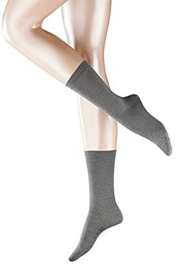 Falke Women's Soft Merino Wool-Cotton Socks