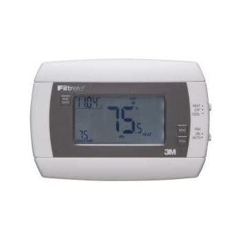 Filtrete Touch-Screen ProgrammableThermostat
