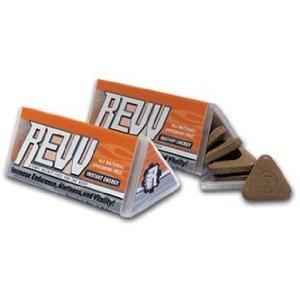 REVV instantanée Energy - herbe de blé naturel à base Energy Booster - 1 semaine Alimentation Chocolat Gaufrettes à la menthe