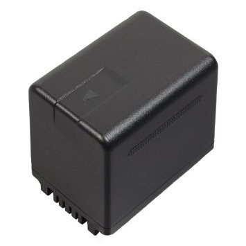 Panasonic HC-V770 Camcorder Battery Lithium-Ion 4000mAh - Replacement for Panasonic VW-VBT380 Battery by Power 2000