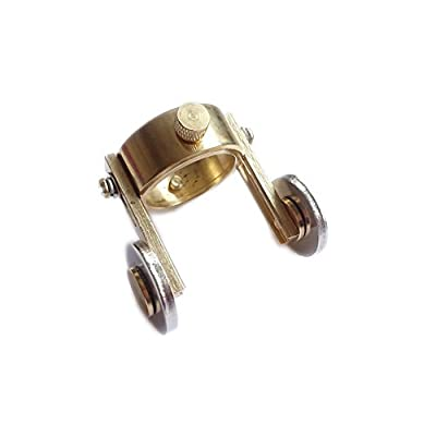 Actopus Brass Plasma Cutter Guide Wheel Roller for P80 Cutting Spacers