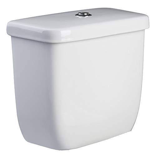PROFLO PF9312PWH Amador 1.1/1.6 GPF Dual Flush Push Button Toilet Tank Only by ProFlo
