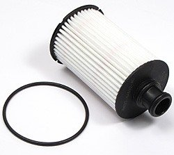 Genuine Land Rover Oil Filter (Part LR011279) for Discovery 4, Discovery 5, and Range Rover