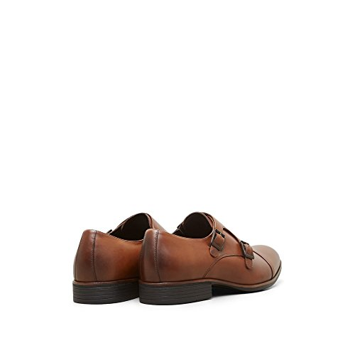 Reactie Kenneth Cole Slagman Lederen Loafer - Mens Cognac