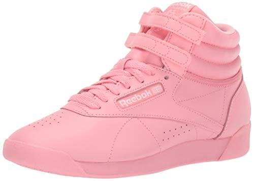 (Reebok Women's F/S HI Colors Sneaker, Squad Pink/White, 7.5 M US)