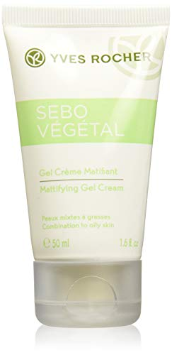 Yves Rocher Crema en Gel Matificante, 50 ml