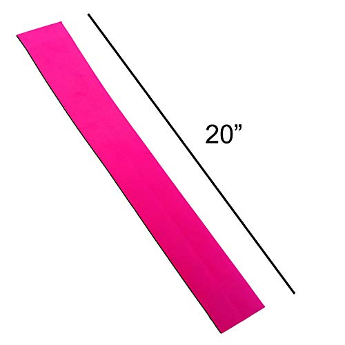 """Gear Aid Tenacious Tape Nylon Repair Tape for Fabric and Vinyl, 3"""" x 20"""", (Pink) by Gear Aid (Image #5)"""