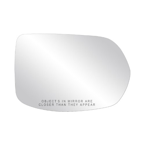 - Fit System 30268 Honda CR-V EX-L Right Side Heated Power Replacement Mirror Glass with Backing Plate