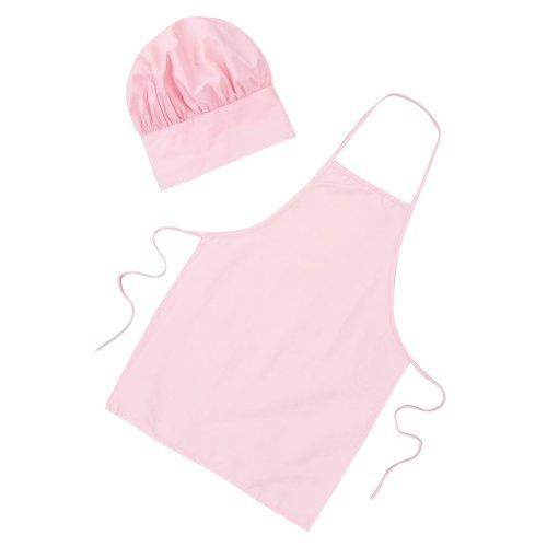 kids apron chef hat - 7