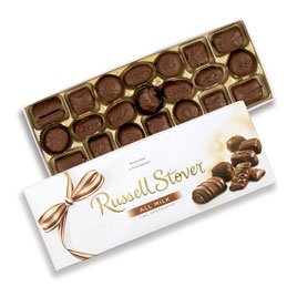 Russell Stover Assorted Chocolate Boxes