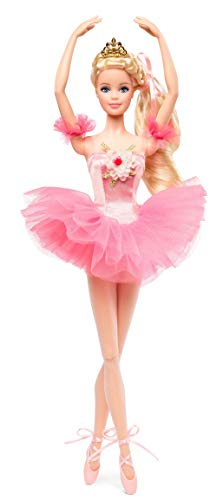 Barbie Ballet Wishes Fashion Doll